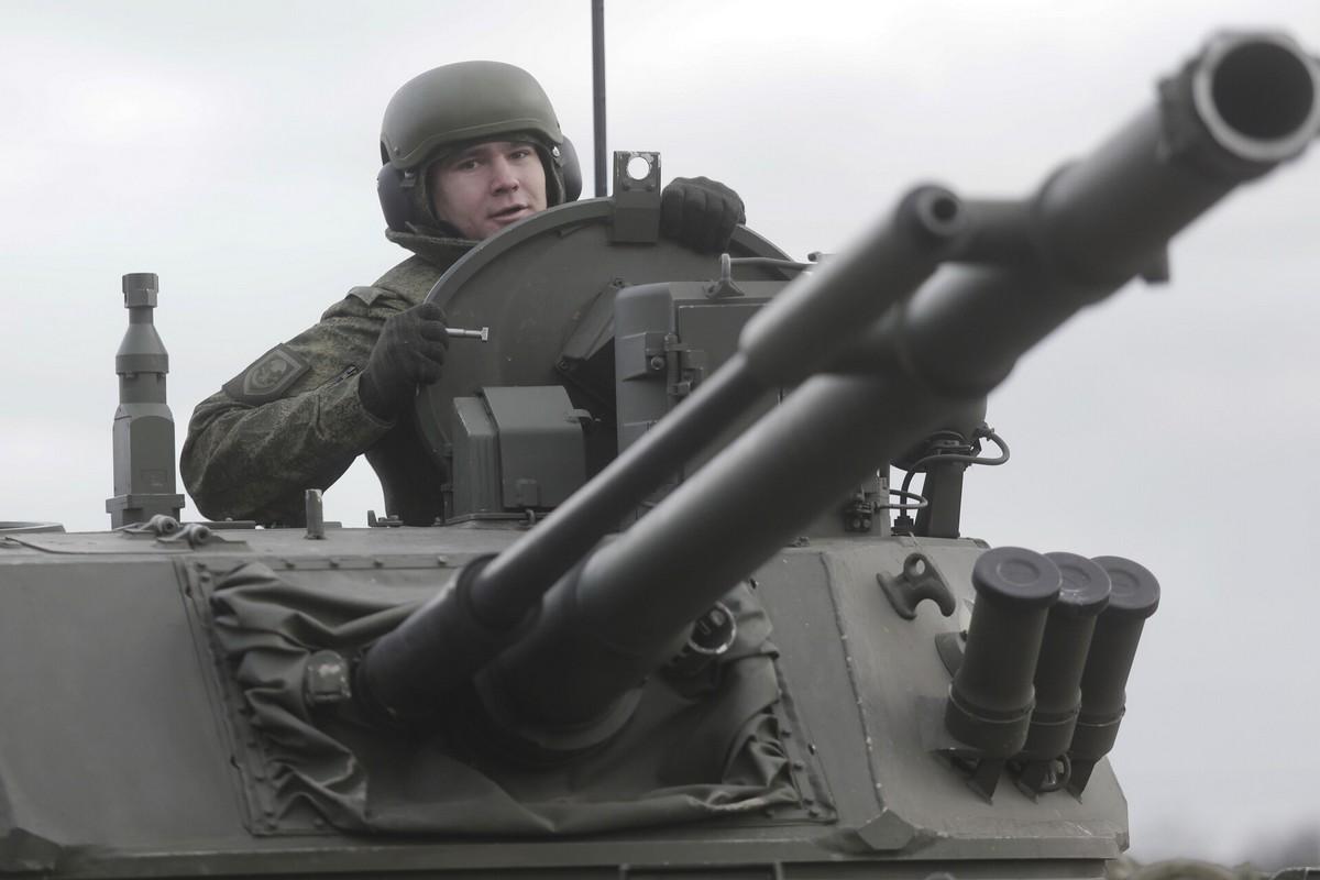234-й десантно-штурмовой полк Псковской дивизии ВДВ получил батальонный 238973