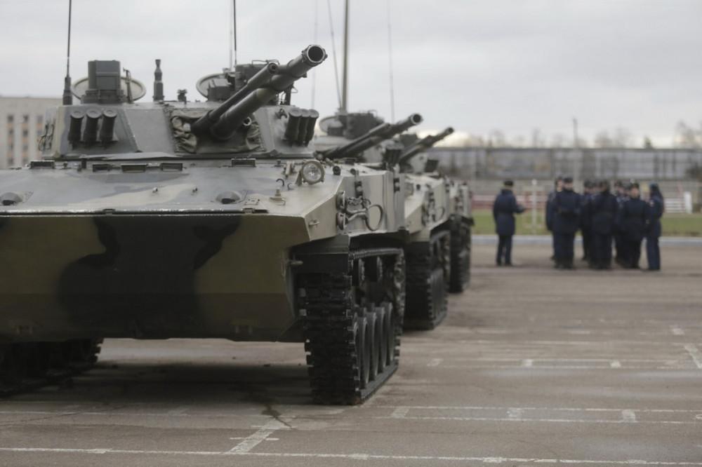 234-й десантно-штурмовой полк Псковской дивизии ВДВ получил батальонный 238975