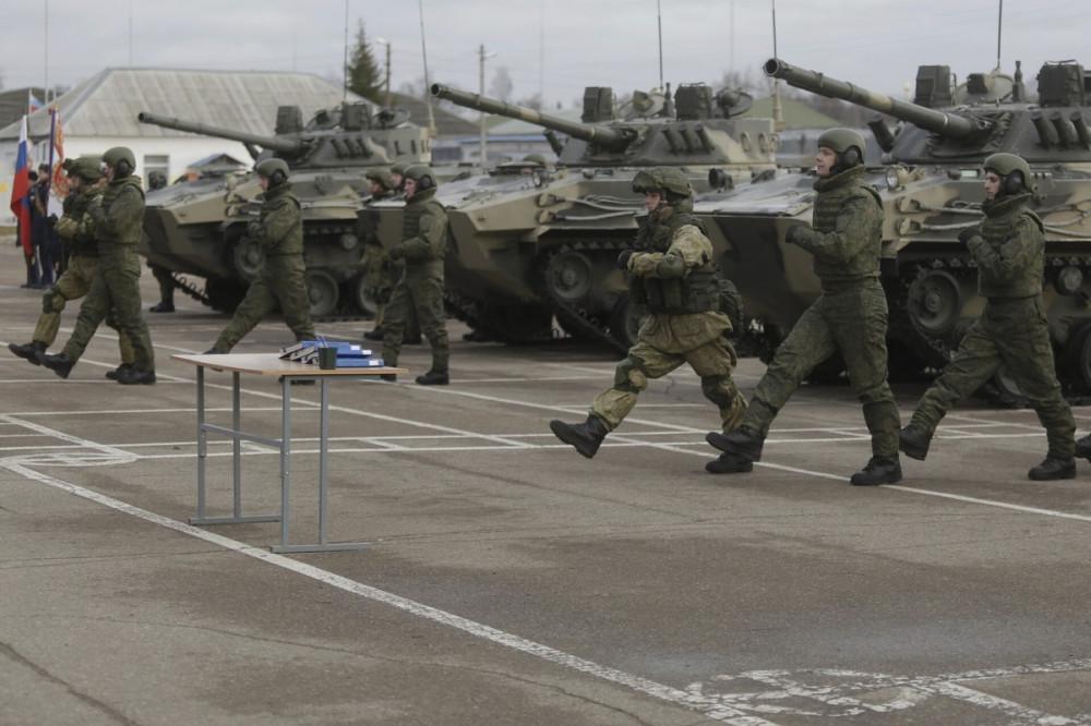 234-й десантно-штурмовой полк Псковской дивизии ВДВ получил батальонный 238976