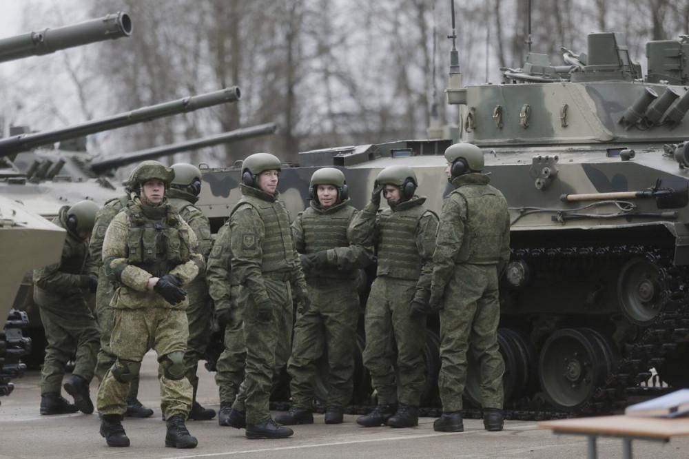 234-й десантно-штурмовой полк Псковской дивизии ВДВ получил батальонный 238977