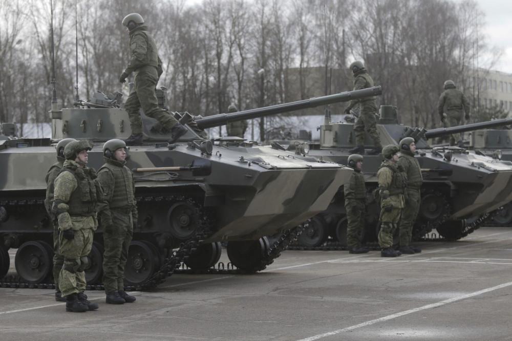 234-й десантно-штурмовой полк Псковской дивизии ВДВ получил батальонный 238978