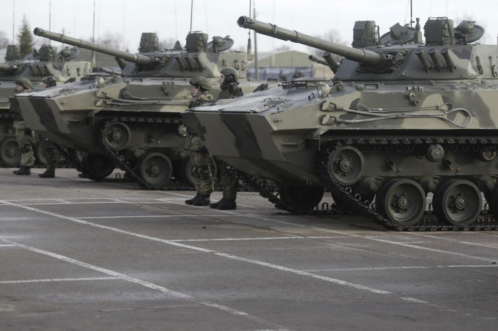 234-й десантно-штурмовой полк Псковской дивизии ВДВ получил батальонный 238985