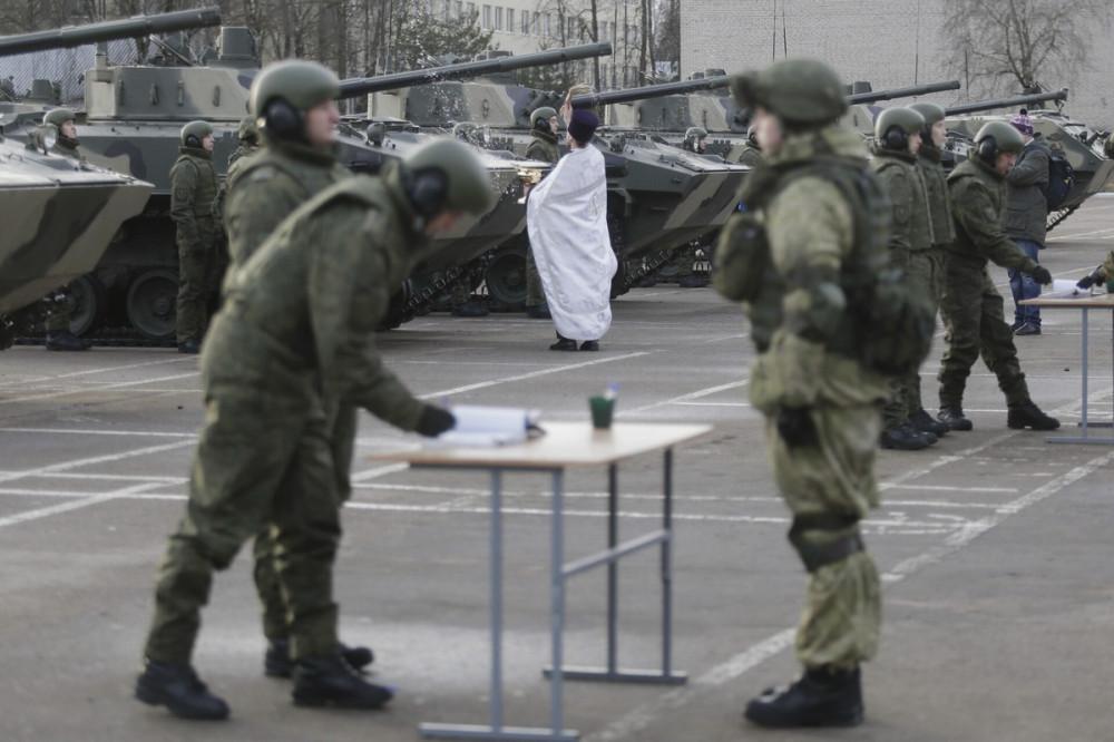 234-й десантно-штурмовой полк Псковской дивизии ВДВ получил батальонный 238980