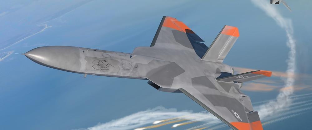 Беспилотный летательный аппарат 5GAT STS