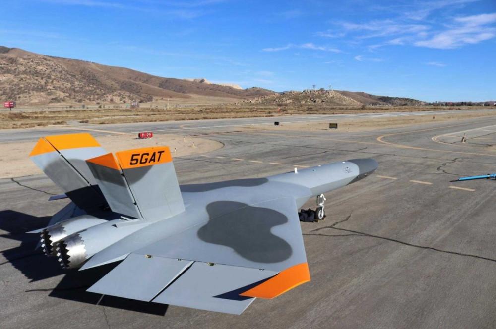 Беспилотный летательный аппарат 5GAT STS1