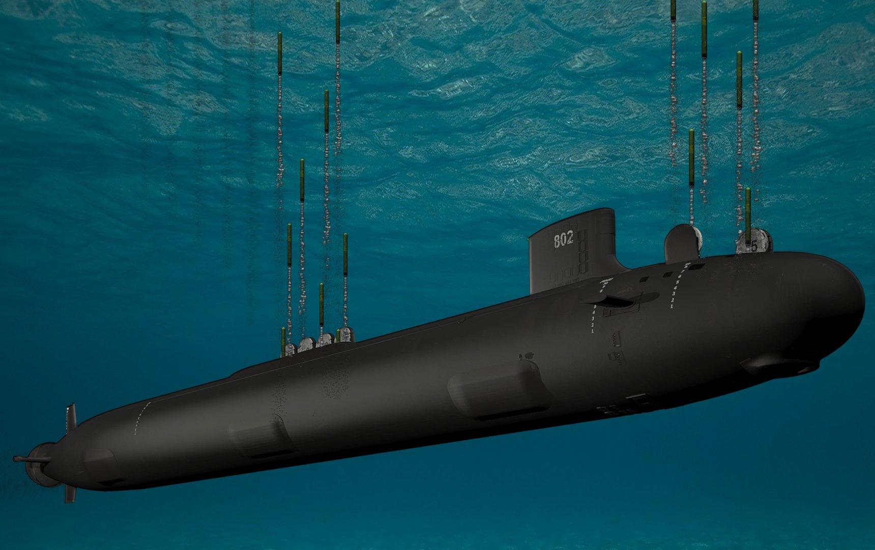 VPM_firing_undersea