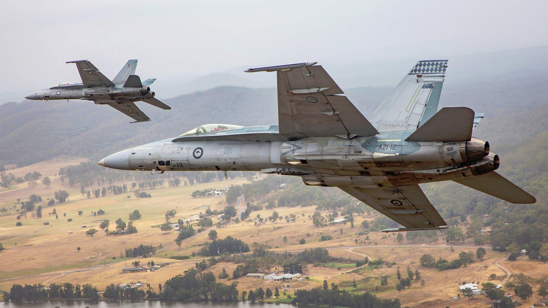 Обои палубный многоцелевой истребитель, super hornet, boeing, f/a-18f. Авиация foto 19