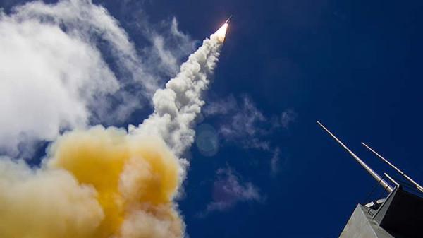Американская корабельная ракета SM-6 Block IB может иметь гиперзвуковую скорость