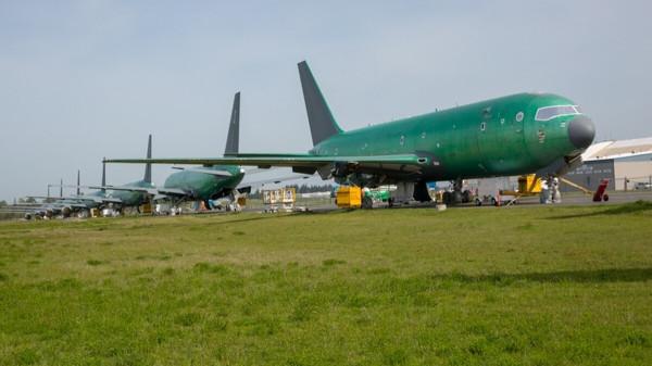 Boeing остановил производство самолетов КС-46А и Р-8А из-за эпидемии коронавируса