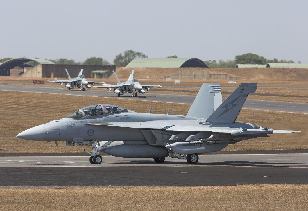 EA18G
