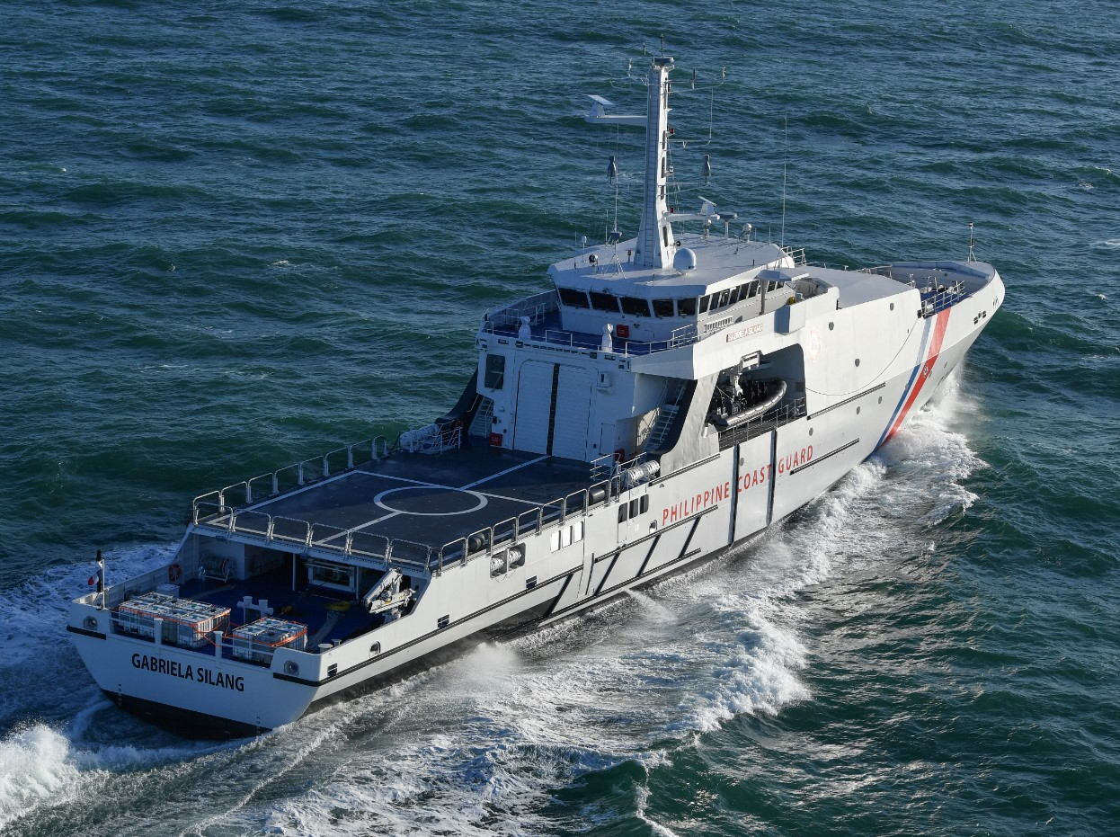 Philippines-welcomes-worlds-largest-aluminium-patrol-vessel