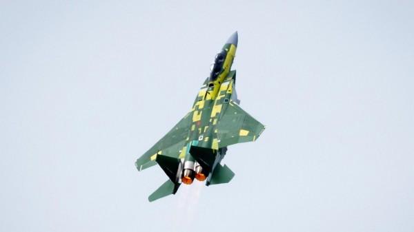Первый истребитель F-15QA для Катара