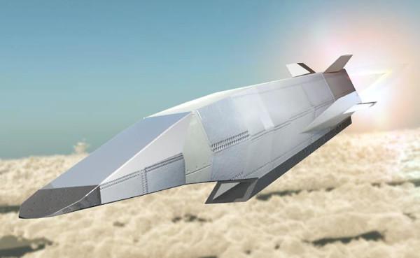 Проект перспективной японской гиперзвуковой противокорабельной ракеты