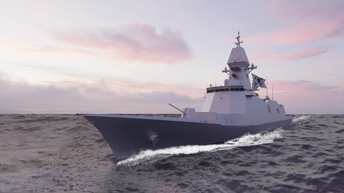 South-Korea-Ulsan-Class-FFX-III-Hyundai-frigate