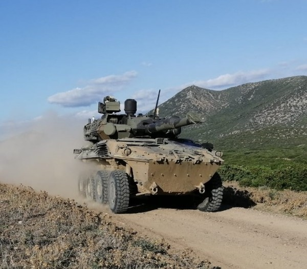 Итальянская армия закупает дополнительные бронированные машины Centauro II