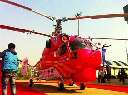 bmpd - Китай получил новый вертолет Ка-32 для Антарктики