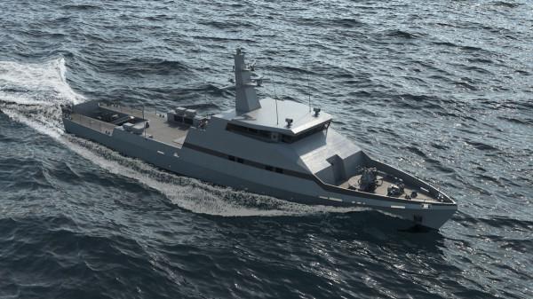 Кот-д'Ивуар заказал два патрульных корабля у израильской компании Israel Shipyards