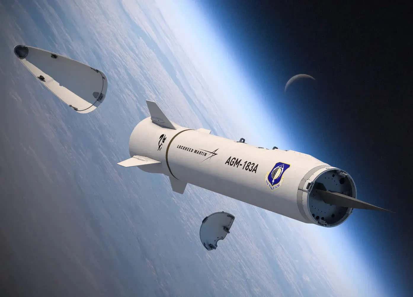 Раскрыты характеристики американской гиперзвуковой ракеты AGM-183A ARRW