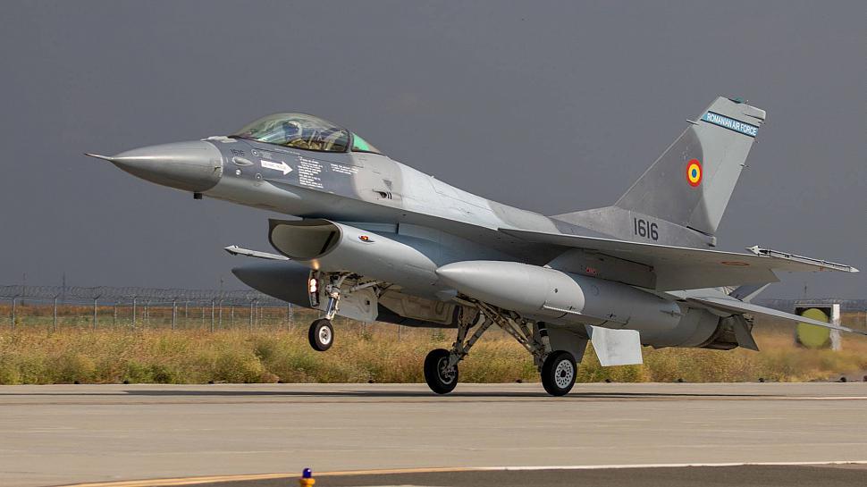 Румыния получает дополнительные истребители F-16 1616