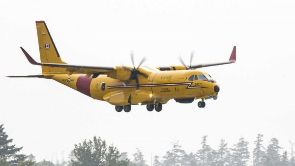 ВВС Канады получили первый поисково-спасательный самолет С295W