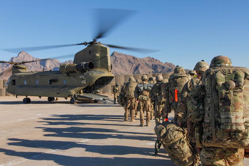 Американцы уйдут из Афганистана, а военные доктрины придется пересматривать 2019-02-06T041455Z_2134509214_RC110D3B25B0_RTRMADP_3_USA-TRUMP-AFGHANISTAN_d_850