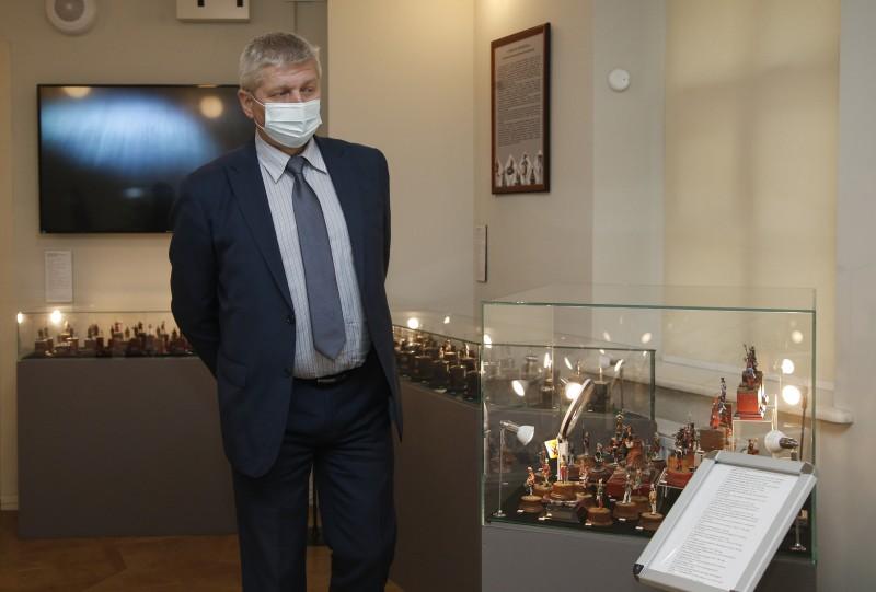 Леонид Синькевич секретарь Общественного совета при Минобороны России