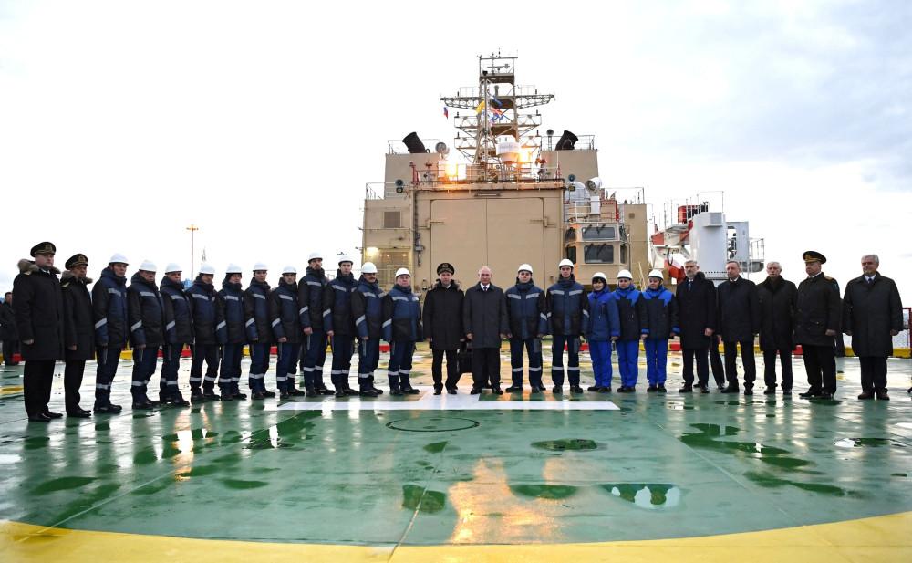 Введен в строй ледокол «Виктор Черномырдин» Dkfxtw43bjxe7HHiSQYbjtk3843WihWT