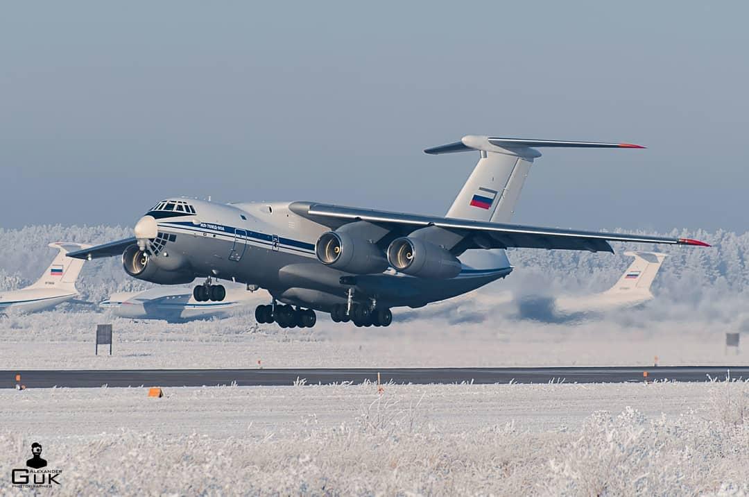 Поставки боевых самолетов в Вооруженные Силы России в 2020 году