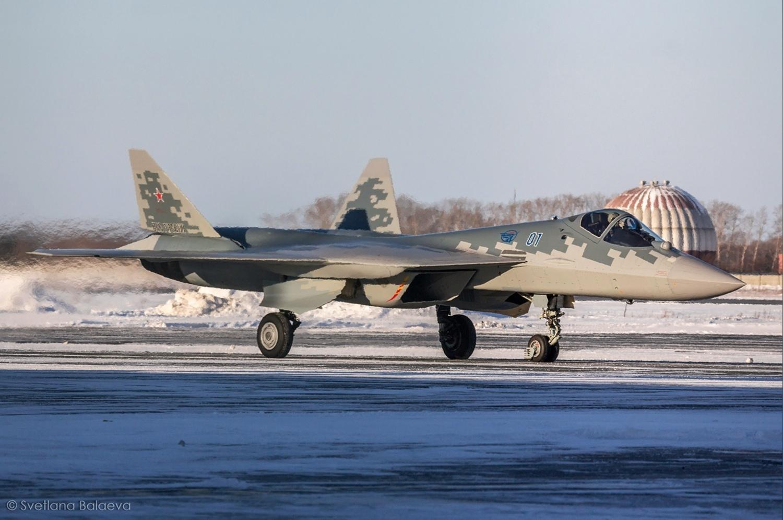 Su-57 Stealth Fighter: News #6 - Page 37 8628037_original