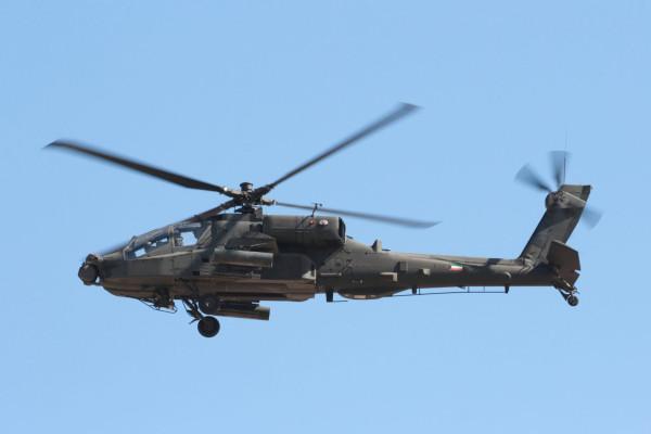 Кувейт получит американские боевые вертолеты АН-64Е