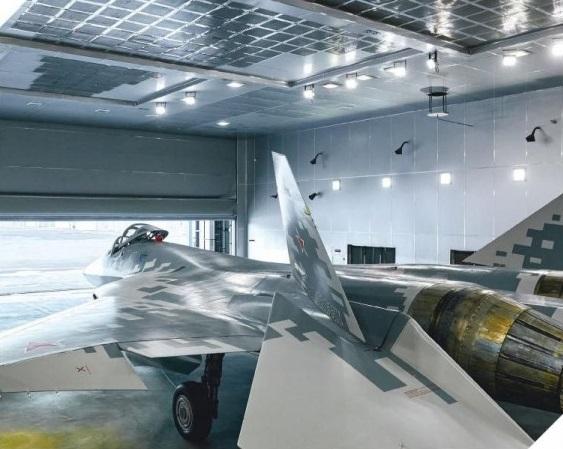 Поставки боевых самолетов в Вооруженные Силы России в 2020 году 5701-1