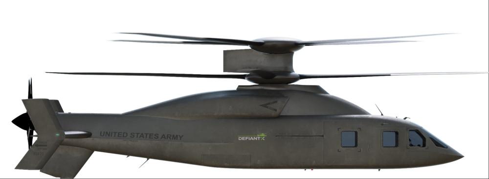 DefiantX1