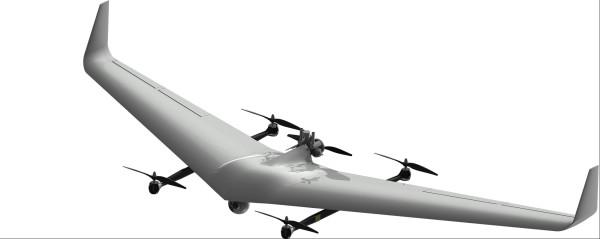 Беспилотный летательный аппарат Bayraktar DIHA