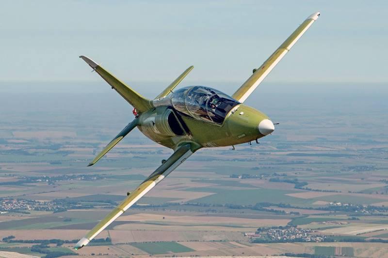 Aero_L-39NG_Hungary1