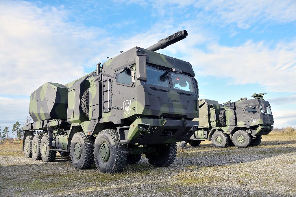 Rheinmetall-HX3