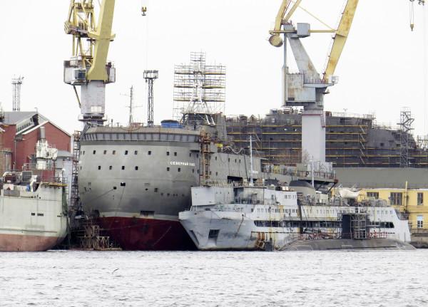 На строительство платформы «Северный полюс» выделено дополнительно более 1 миллиарда рублей