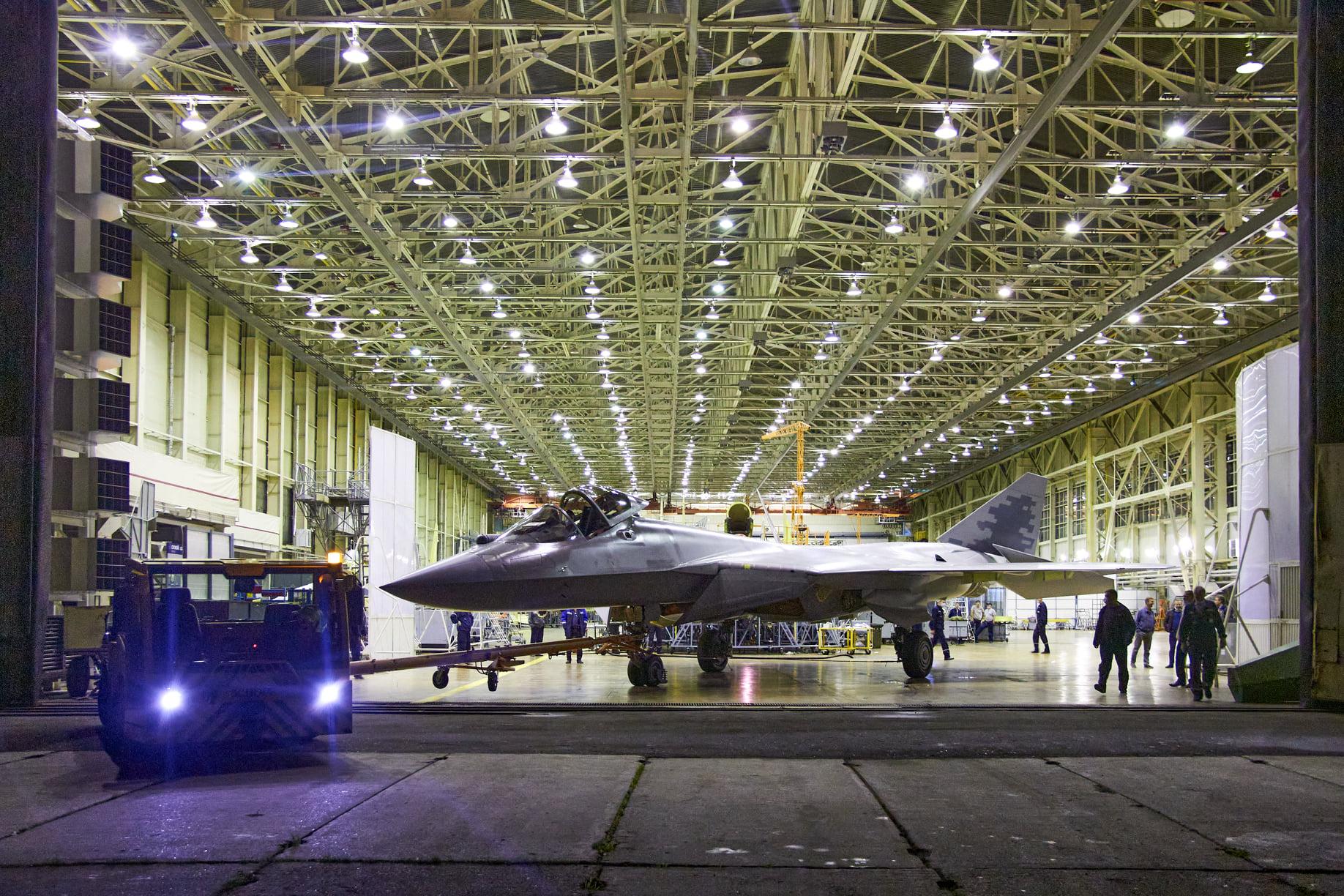 Разработка модернизированного варианта истребителя Су-57 230897898_4861012327247311_4382497169643480490_n