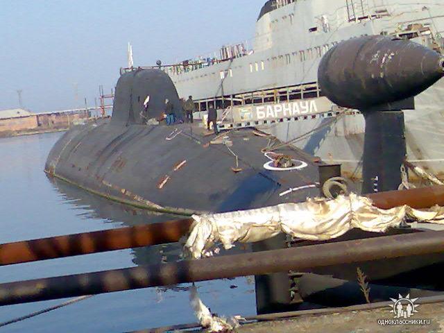 красота подводных лодок