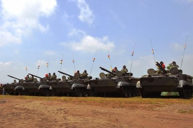37 unit tank bmp3f