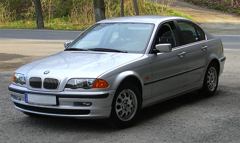 BMW-E46-sedan