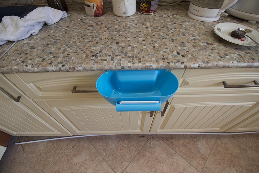 мини-мусорка для кухни