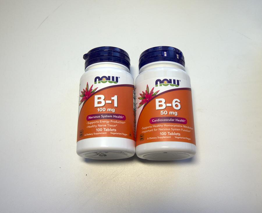 витамины B1 и B6
