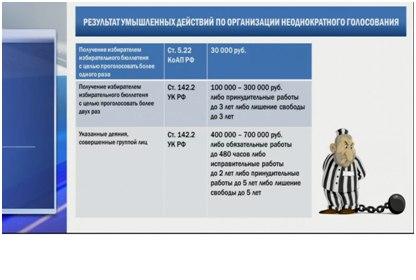 ЦИК России vs ЦИРК Навального. Честные выборы против навальнятины 61130_original