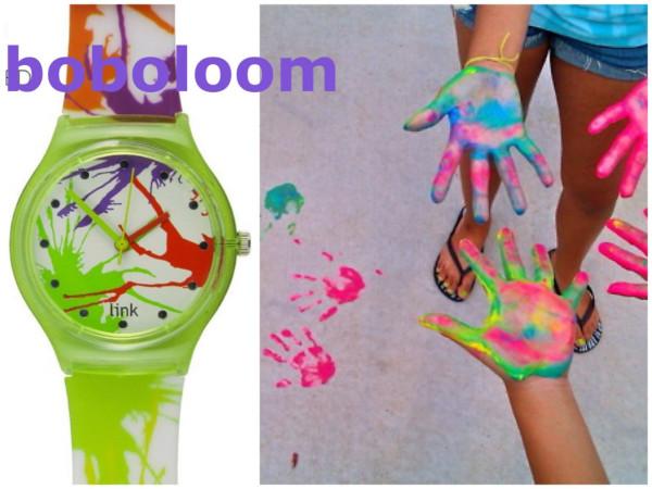Оригинальные наручные часы Link в интернет-магазине необычных часов Boboloom