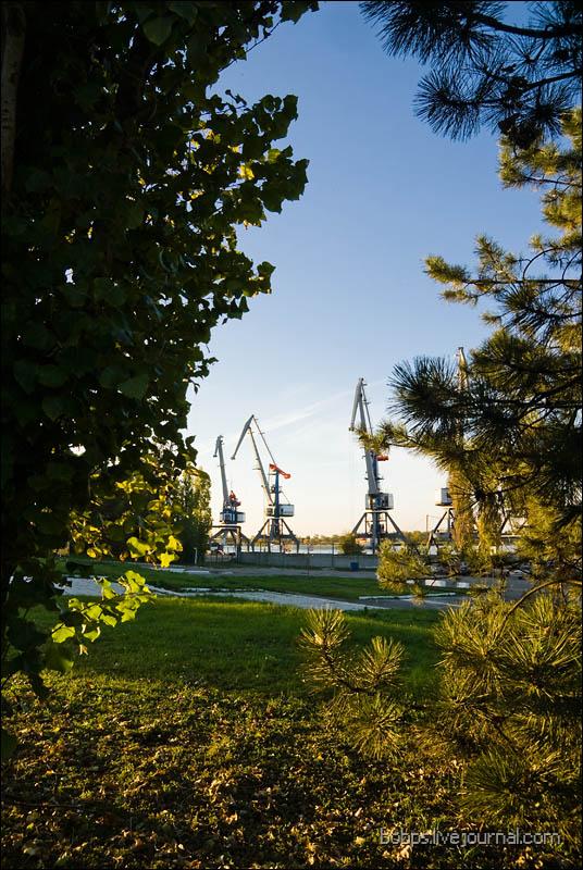 Азовский порт