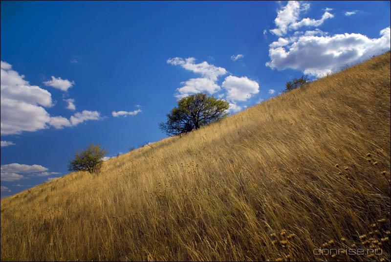 Миусские склоны