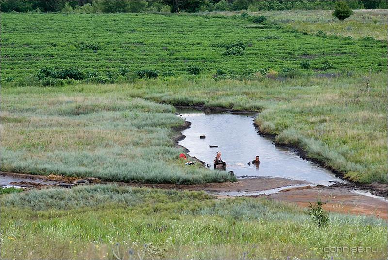 Лечебное болотце