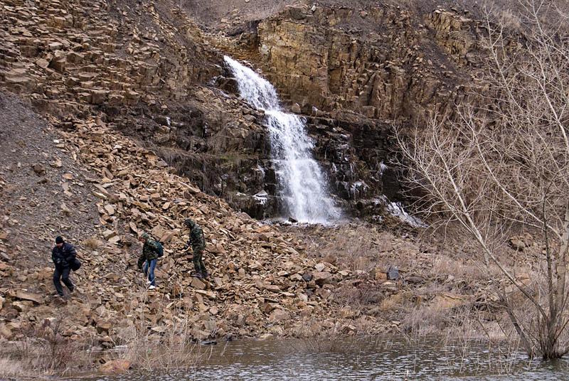 Водопад Большой