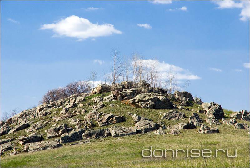 Каменый бугор