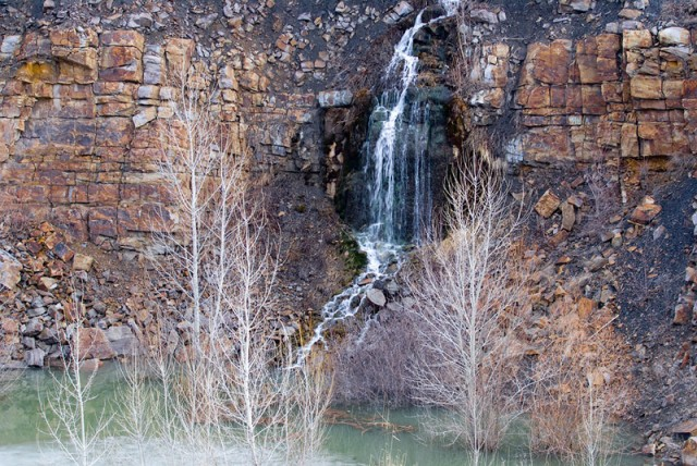 Водопад Косы